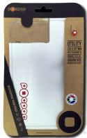 Utility White - Racing Red